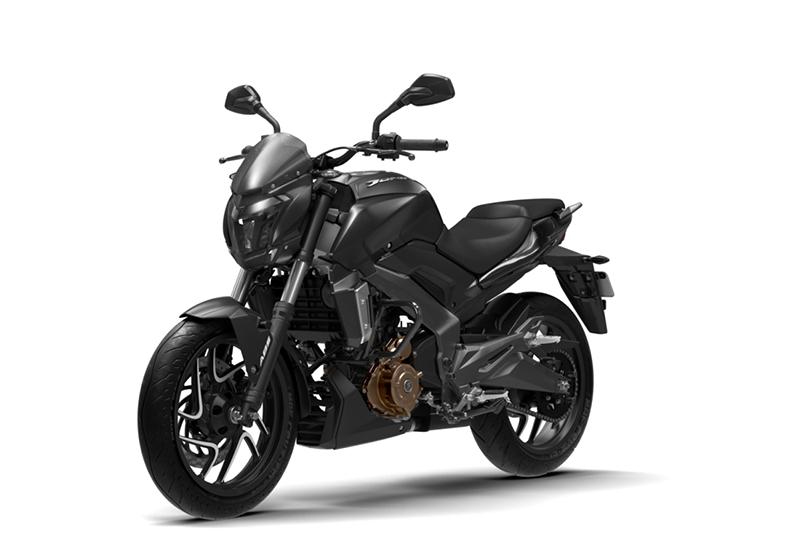 Bajaj Dominat matte black launched