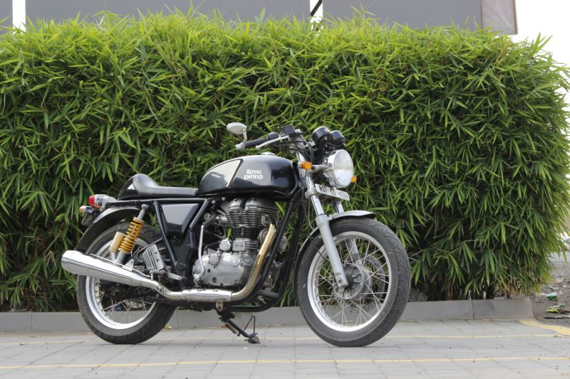 Royal Enfield Continental GT Long Term Review WEB 1