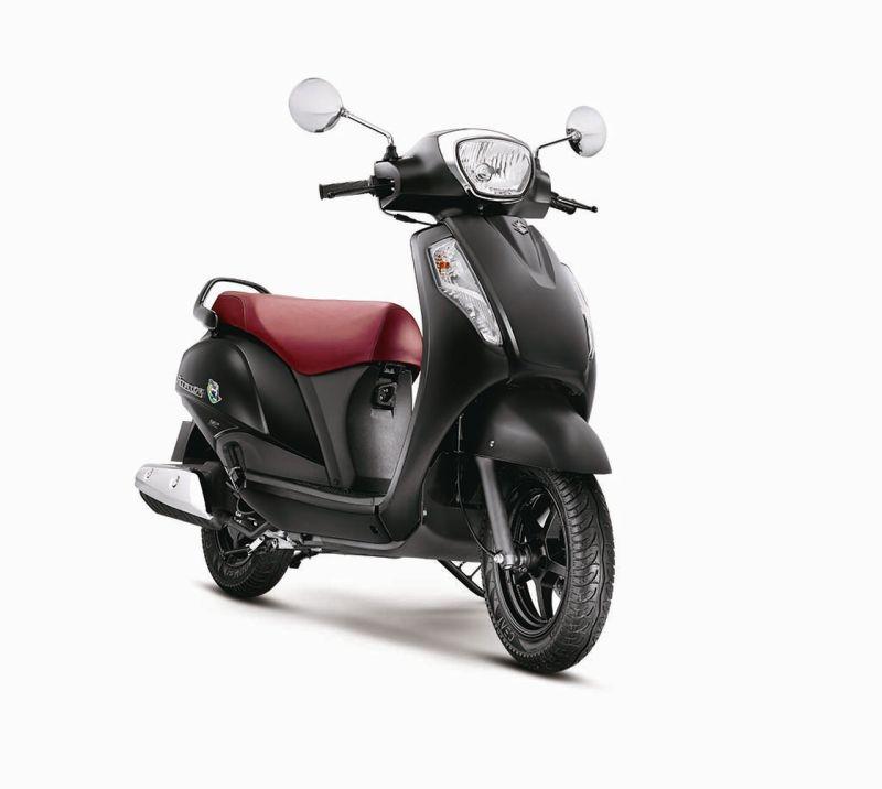 Suzuki Access 125 Matte Edition WEB 1