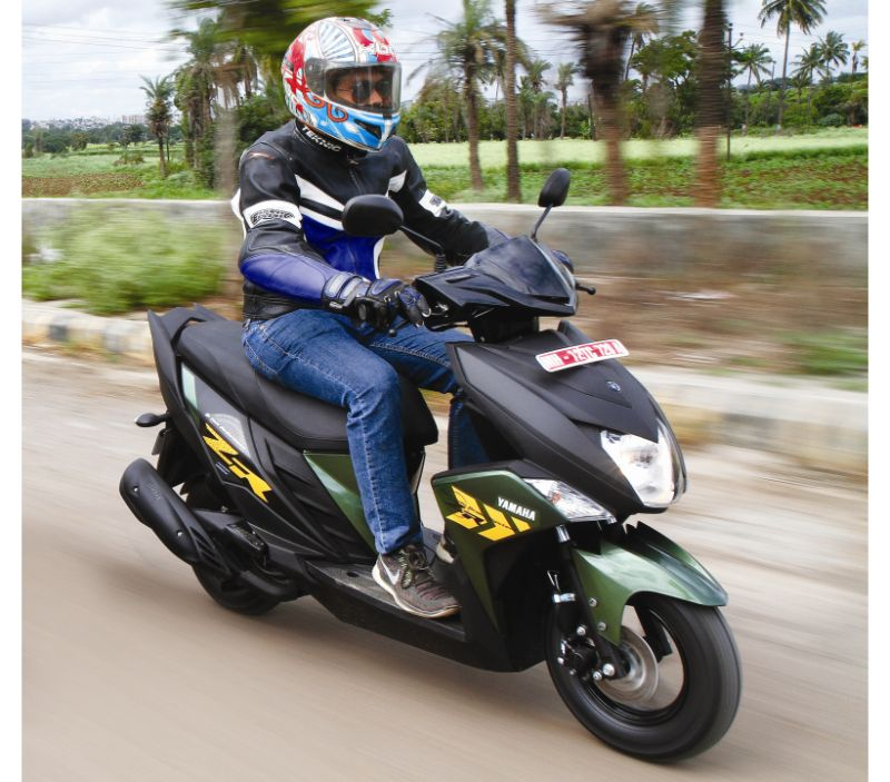Yamaha Ray ZR Long Term Review WEB 1