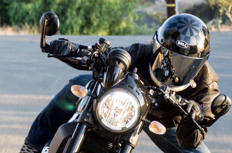 Ducati Scrambler Cafe Racer India price and spec