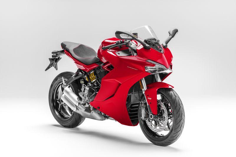 Ducati Supersport Web