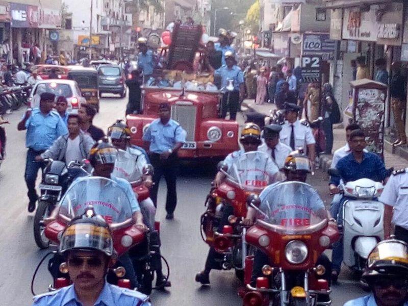 new, bike, india, royal enfield, motorcycles, fire, brigade, fleet, gurugram, news, latest