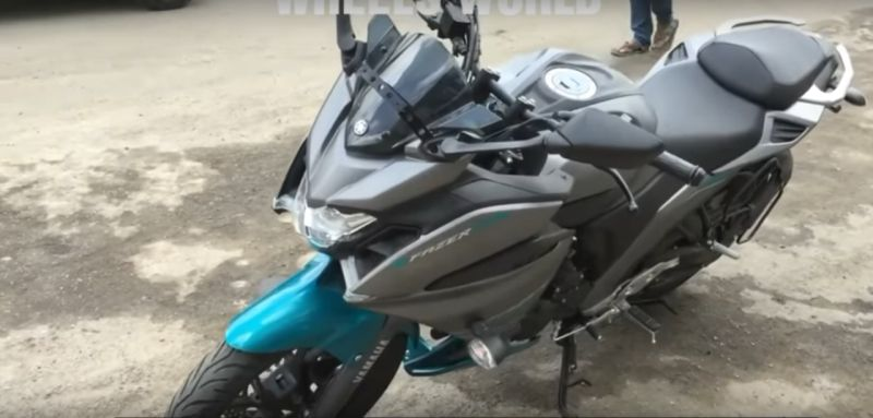 new, bike, india, yamaha, fazer, 250, spotted, spied, colour, details, launch, coming soon, news, latest