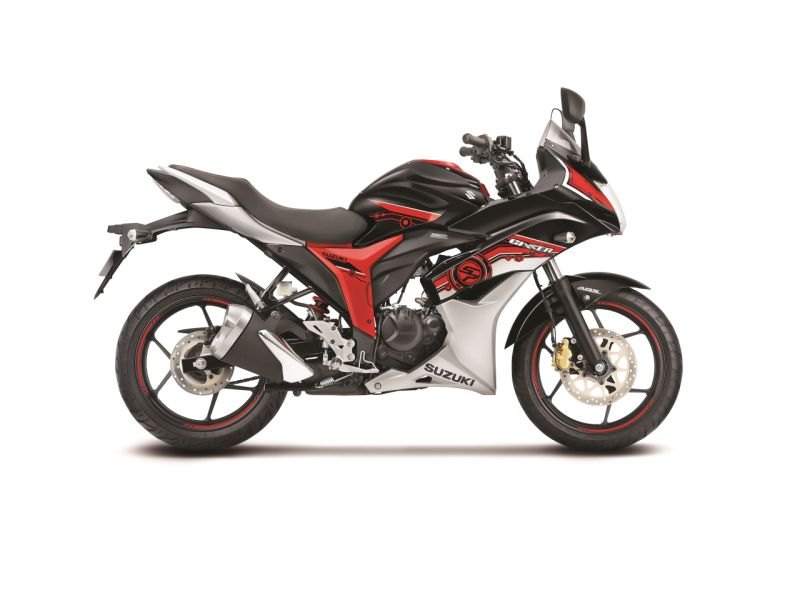 new, bike, india, suzuki, gixxer, sf, sp, abs, fi, special, edition, launched, news, latest
