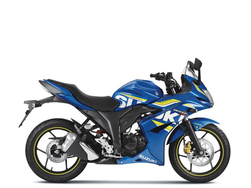 new, bike, india, suzuki, motorcycle, gixxer, sf, abs, launch, launched, safety, feature, news, latest