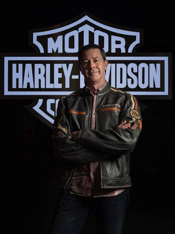 Peter MacKenzie, Managing Director, Harley-Davidson India & Greater China Web