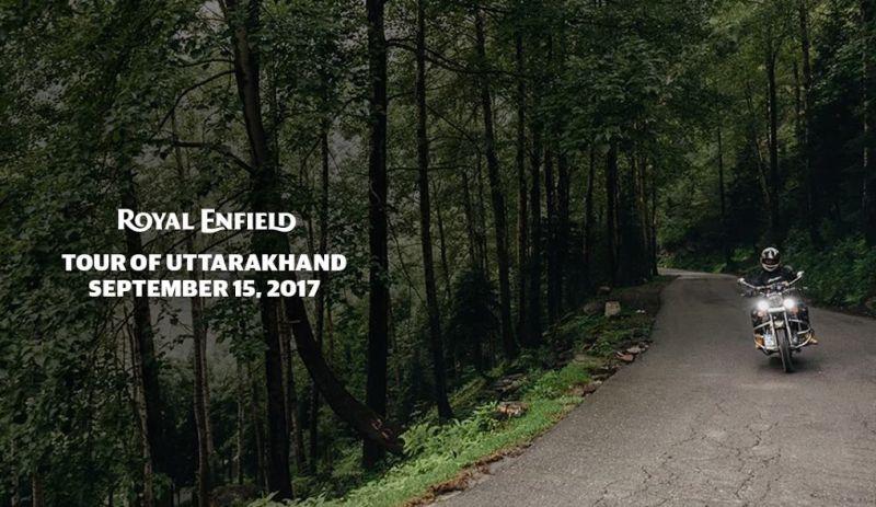 Royal Enfield Tour of Uttarakhand-M1