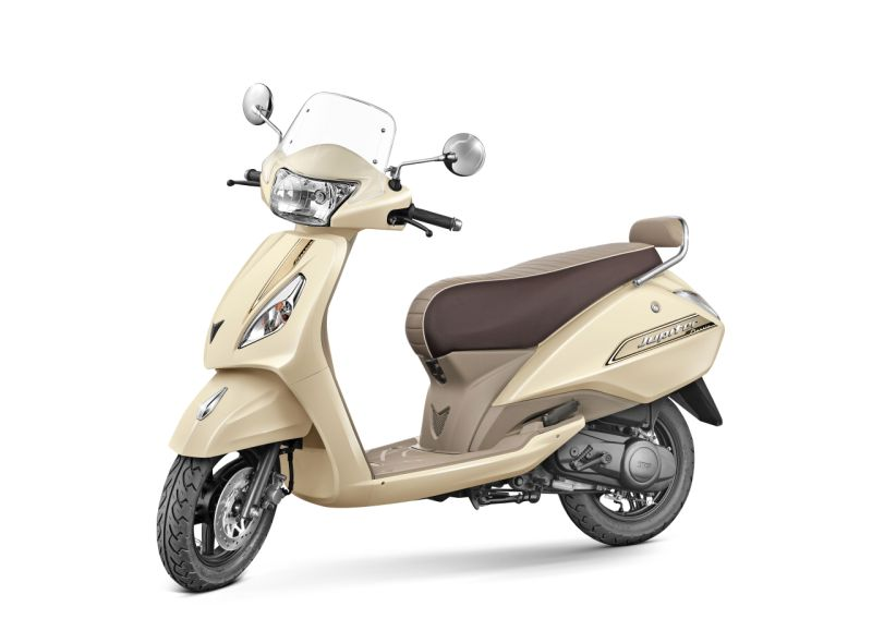 new, bike, india, tvs, jupiter, classic, edition, features, launched, latest, news