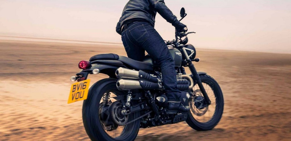 Triumph Street Scrambler India launch
