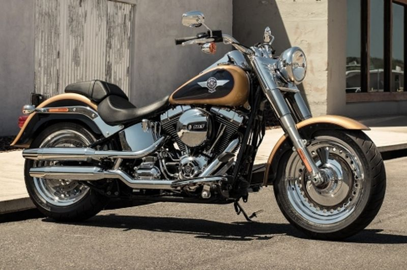 Harley-Davidson Fat Boy and Heritage Softail Classic Get Huge Price Cuts Web