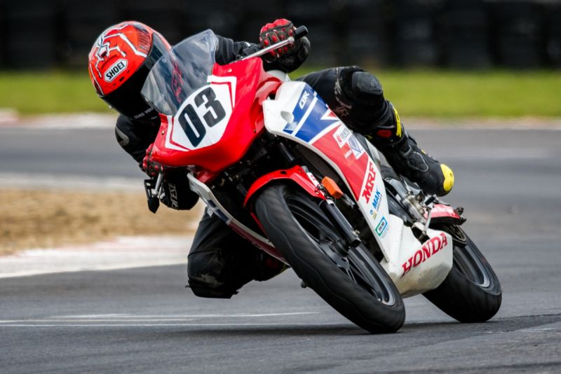 How to start a racing career in India