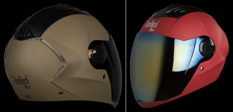 SteelBird-Helmet-SBA-2 -Air-India