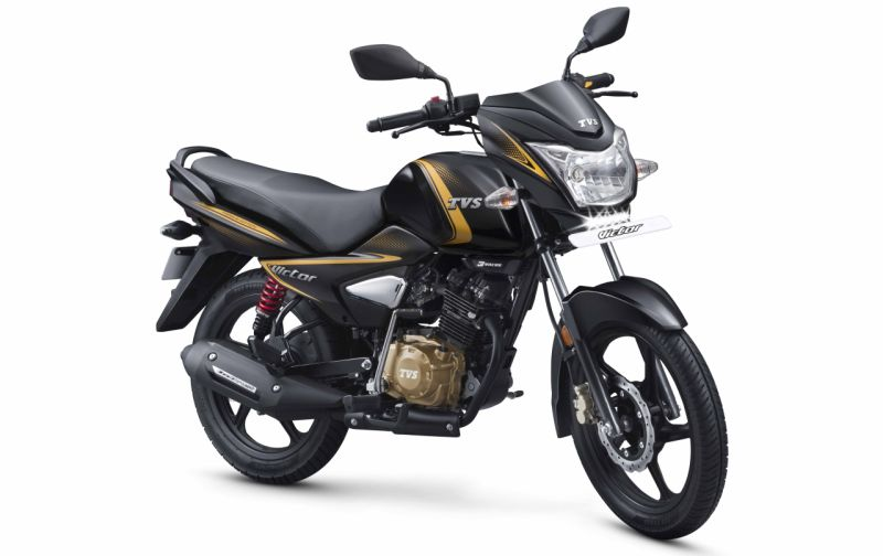 TVS Victor Premium Edition launched in India