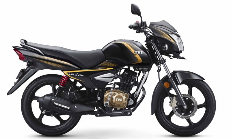 TVS Victor Premium Edition with new styling
