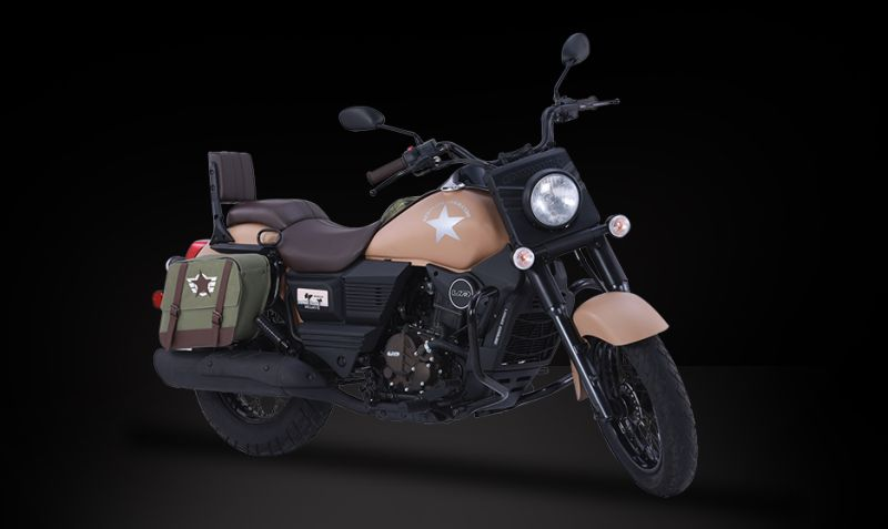 UM Motorcycle renegade mojave India launch
