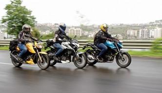 Yamaha-FZ-25-250-Bajaj-Pulsar-200-TVS-RTR-Apache-200-Compare-test-Bike-India-M2