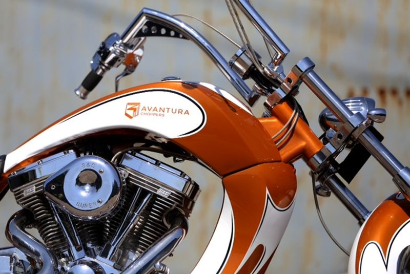 Avantura Choppers Web