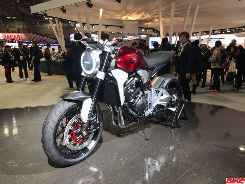 new, bike, india, honda, project, n.s.c, neo, sports, cafe, racer, tokyo motor show, revealed, unveiled, news, latest