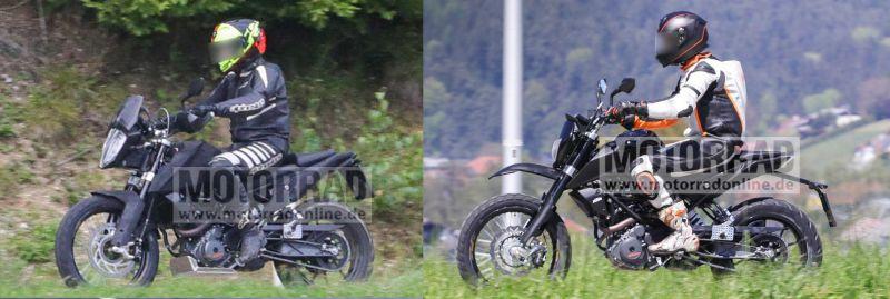 new, bike, india, ktm, 390, duke, adventure, scrambler, spotted, testing, austria, news, latest