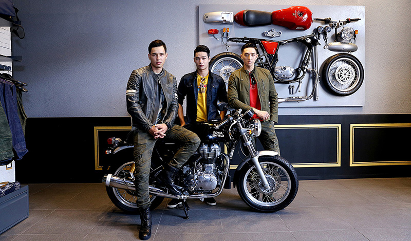 Royal Enfield flagship store in Ho Chi Minh City_WEB