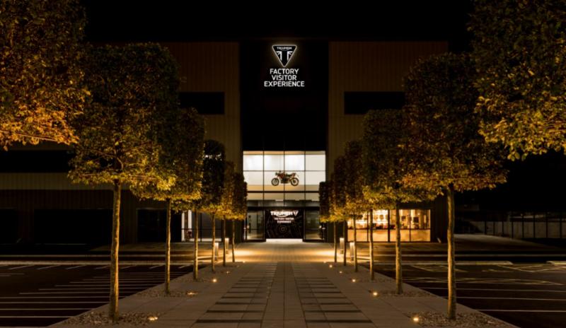 Triumph Visitor Experience web 2