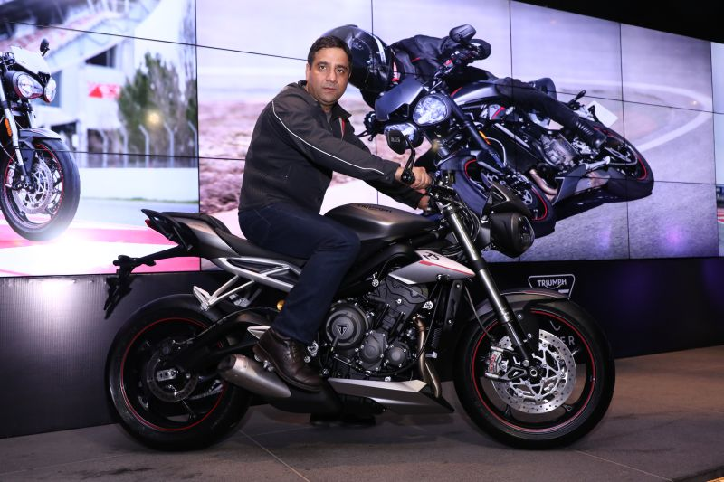 Vimal-Sumbly-Triumph-India-launch-Street-Triple-RS-price-10-lakh