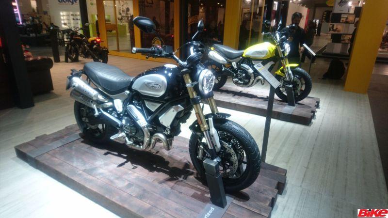 new, bike, india, ducati, scrambler, 1100, spotted, eicma, motor, show, italy, milan, news, latest