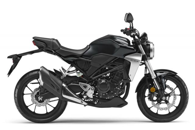 Honda unveil CB300R naked motorcycle at EICMA 2017 - Bike ...