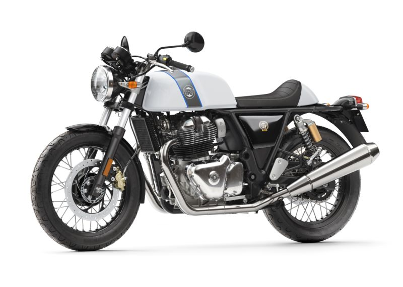Royal Enfield Continental GT - Ice Queen-M2