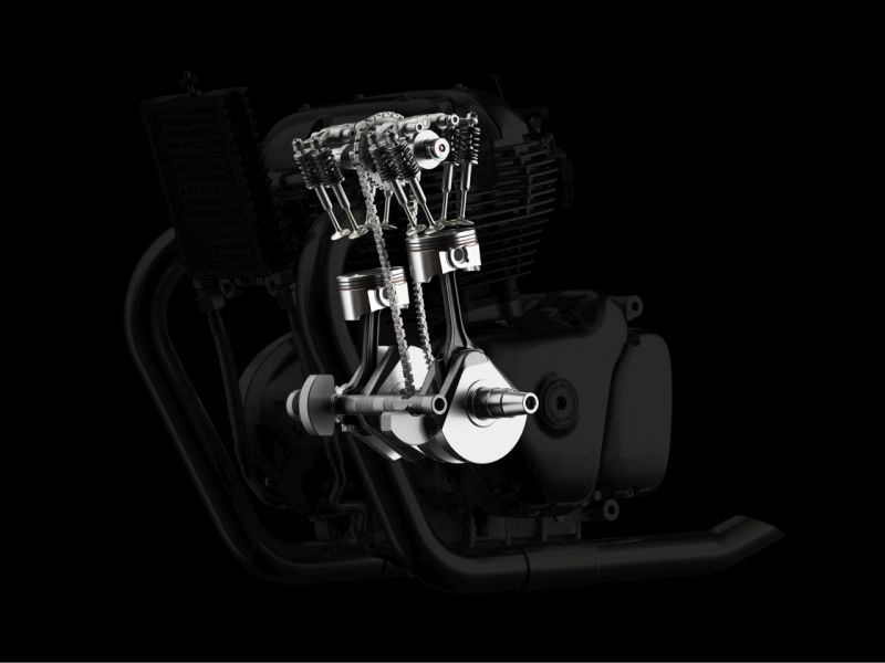 new, bike, india, royal enfield, technology centre, uk, parallel twin, engine, unveil, launch, news, latest