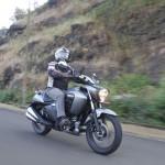 Suzuki Intruder 150 Tracking Web