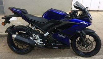 new, bike, india, yamaha, yzf-r15, version 3, spotted, coming soon, news, latest