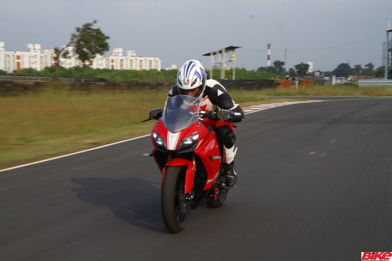 new, bike, india, tvs, apache, rr 310, akula, pureracecraft, track, first ride, review, features, racing, news, latest