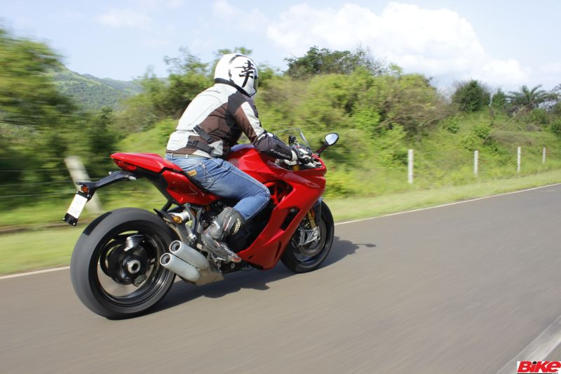 Ducati SuperSport S - Image 4