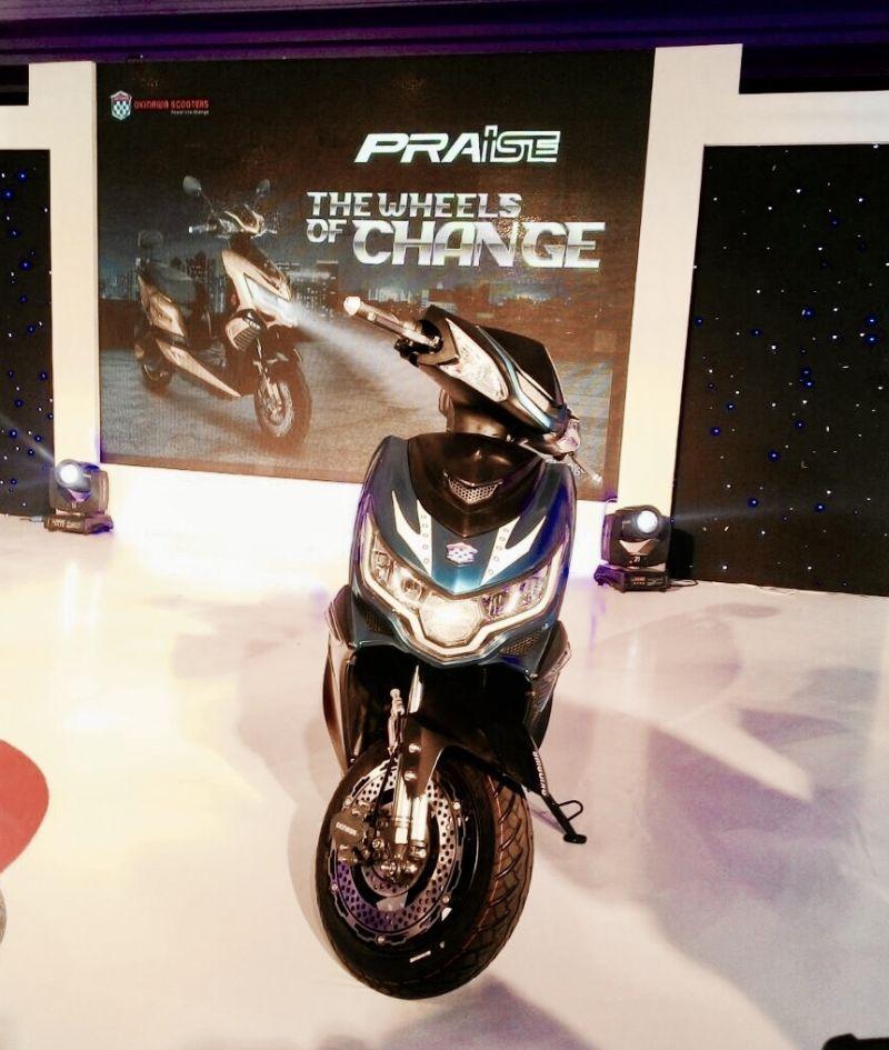 Okinawa-praise-launch-India-M2