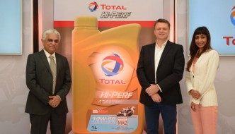 new, bike, india, total, oil, lubricant, french, franco morbidelli, moto2, launch, product, news, latest