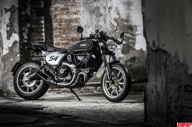 new, bike, india, ducati, scrambler, cafe racer, retro, modern, motorcycle, first ride, review, specifications, power, torque, features, news, latest