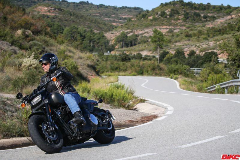 First Ride Review - Harley-Davidson Fat Bob 114