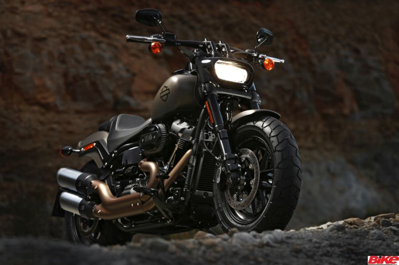 new, bike, india, motorcycle, harley-davidson, fat bob, softail, first, ride, review, features, power, torque, handling, price, news, latest