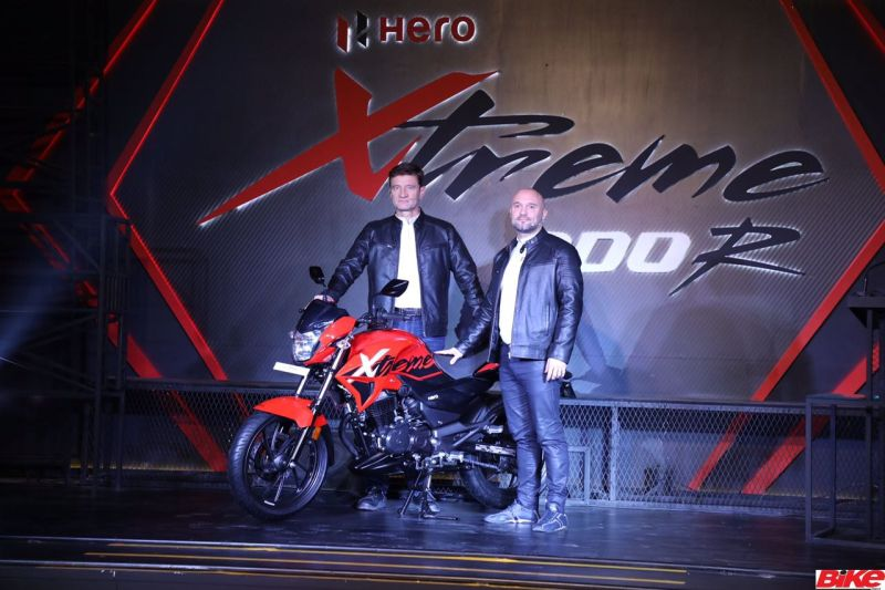 new, bike, india, hero, motocorp, xtreme, 200r, street, naked, motorcycle, unveil, reveal, details, specs, news, latest