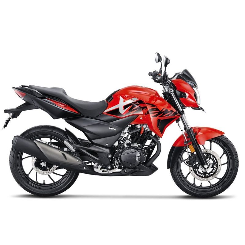 new bike in India Hero Motocorp Xtreme 200R street naked motorcycle
