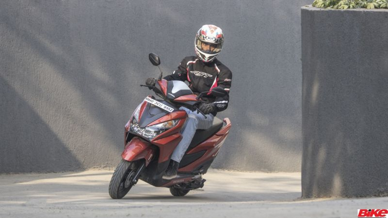 new, bike, india, honda, grazia, scooter, first ride, review, road test, specs, details, features, news, latest