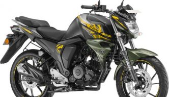 2018 Yamaha FZS-FI launched in New Colours