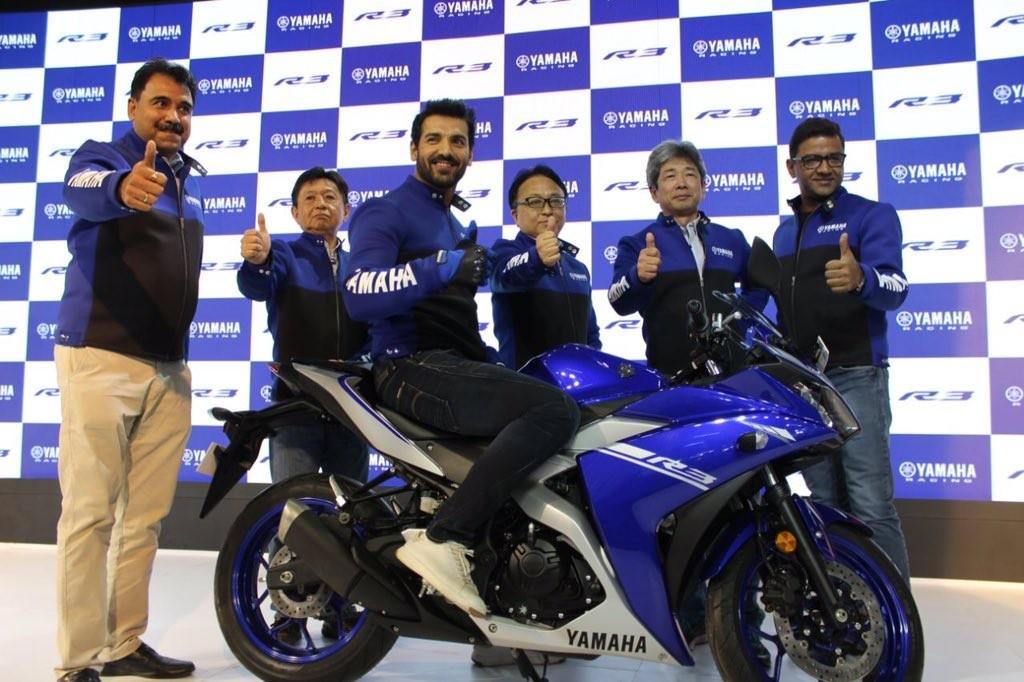 2018 Yamaha R3 India launch price