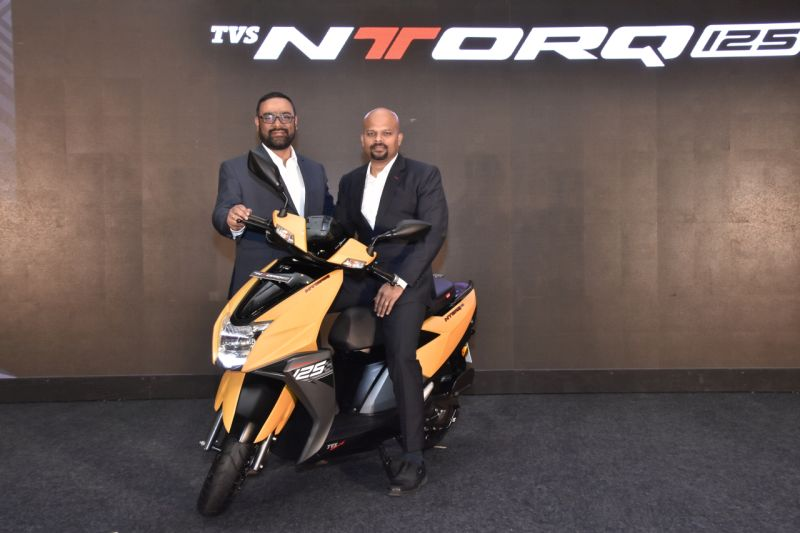 new, bike, india, tvs, ntorq 125, scooter, pune, launch, regional, details, features, price, news, latest