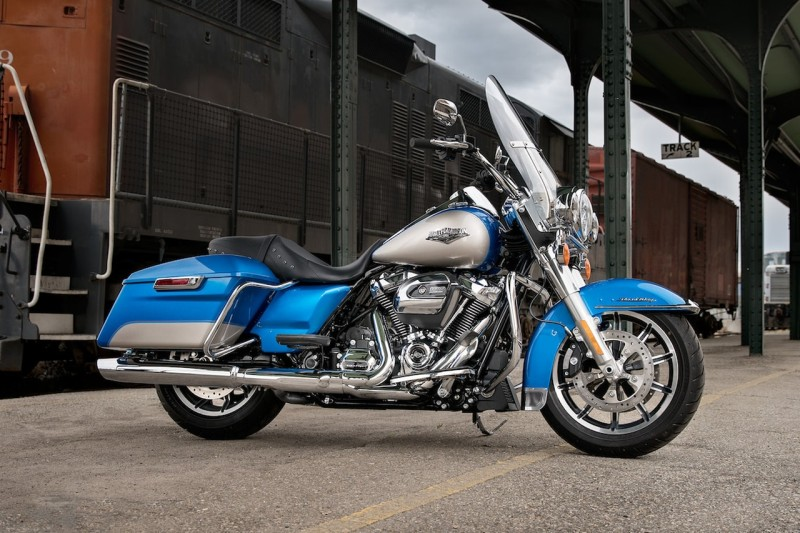 Harley-Davidson Road King web