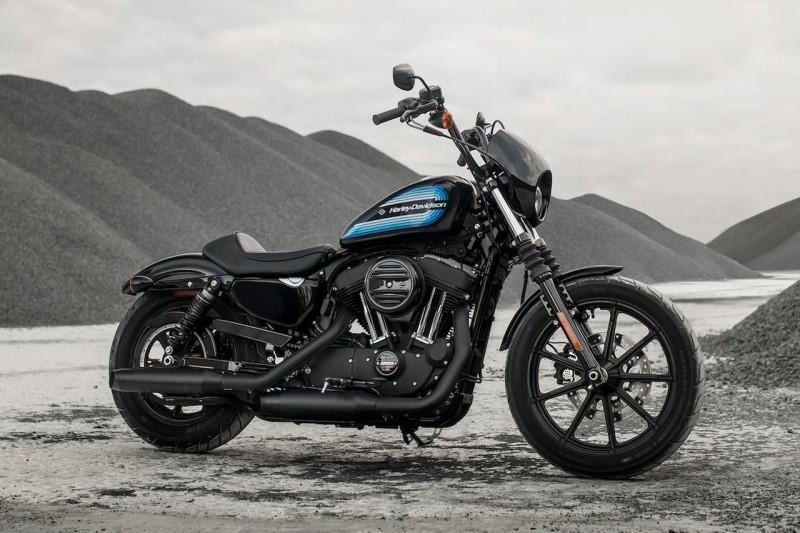 Harley-Davidson Sportster Iron 1200 web