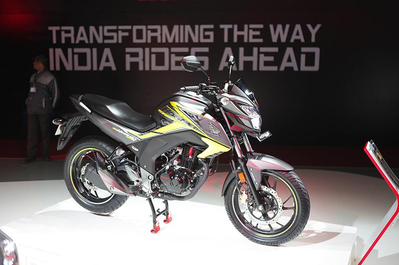 Honda CB Hornet 160R Launched_WEB