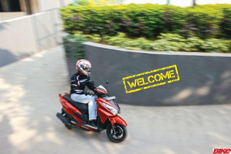 new, bike, india, honda, grazia, scooter, long term, review, news, latest